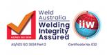 Weld Australia Accreditation Logo